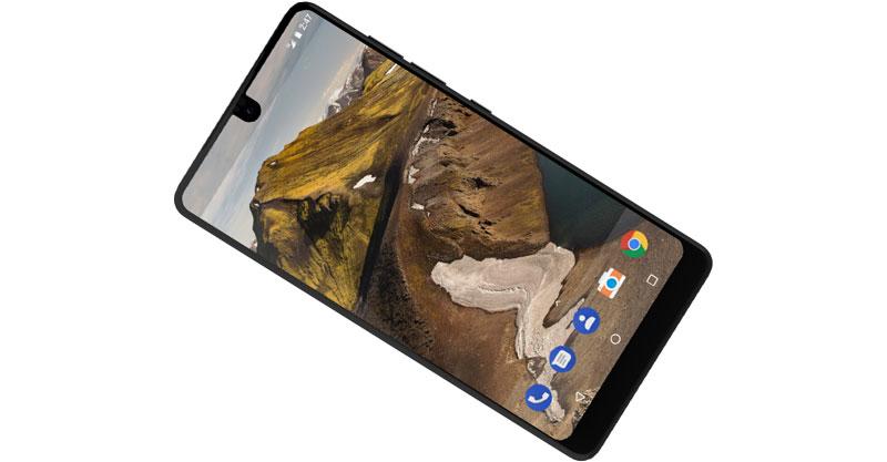 Essential Phone Display