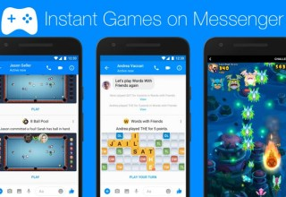 Facebook Instant Games on Messenger