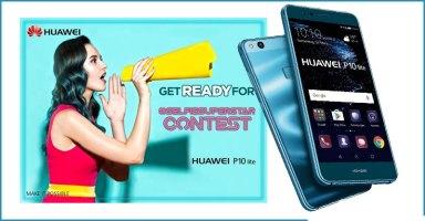 Huawei P10 Lite Free Win