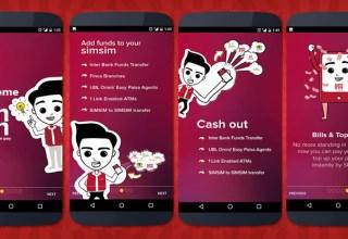 FINCA SimSim Mobil Wallet