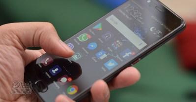 Huawei P10 Handling