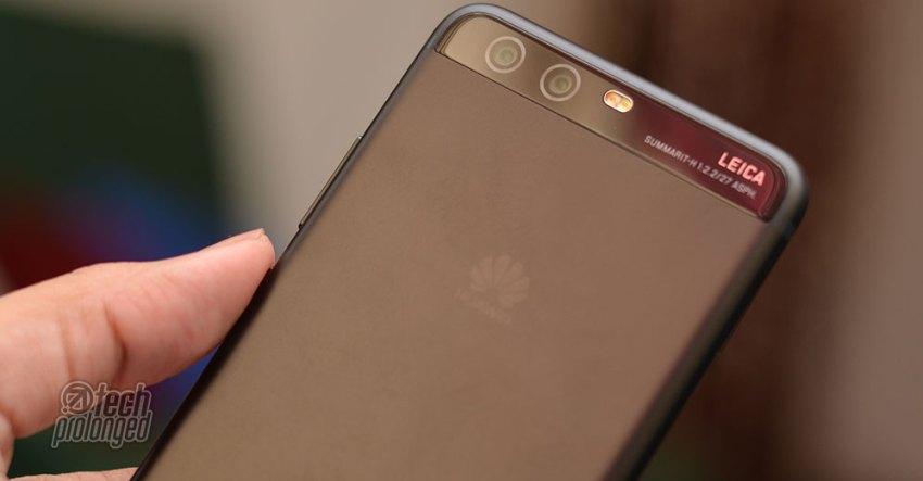 Huawei P10 Review - Dual Camera
