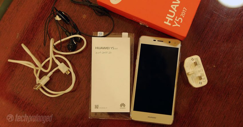Huawei Y5 2017 Review - Unboxed Content