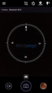 Nokia 3 Camera Compass