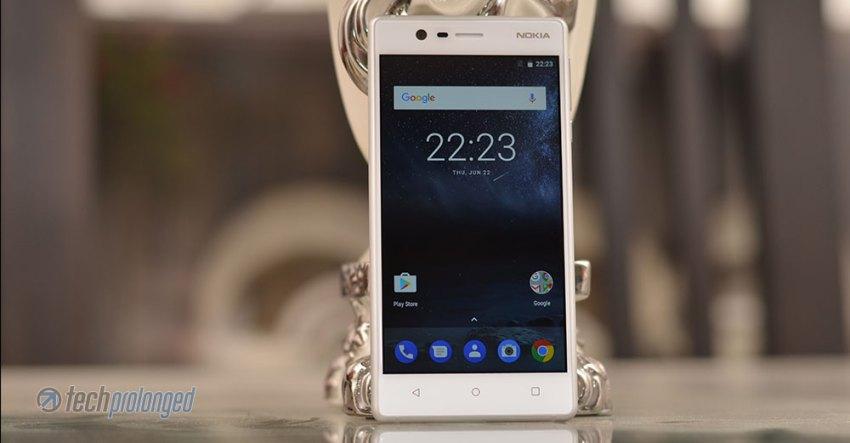 Nokia 3 Feature