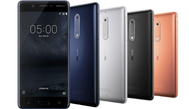 Nokia 5 Profile Feature