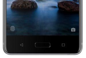 Nokia 8 Lock Screen Fingerprint