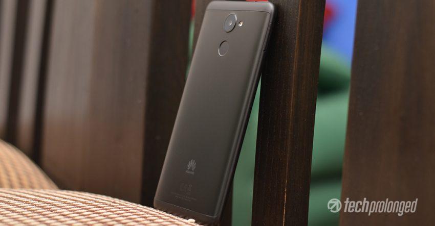 Huawei Y7 Prime Metal Back/Plastic Frame