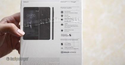 Nokia 6 Retail Box Features
