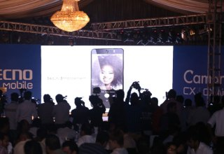 Tecno Camon CX Launch Pakistan