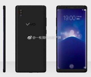 Vivo X20 (Xplay 7) Under-display Fingerprint, Three Cameras