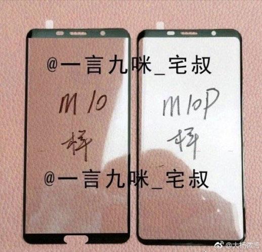 Huawei Mate 10 and Mate 10 Pro Glass