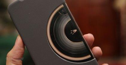Tecno Camon CX Smart Cover