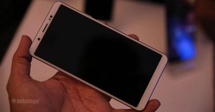 Vivo V7 Plus - 18:9 Display Size
