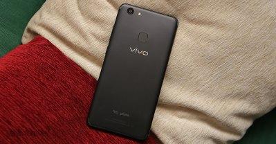 Vivo V7+ Profile Rear Side