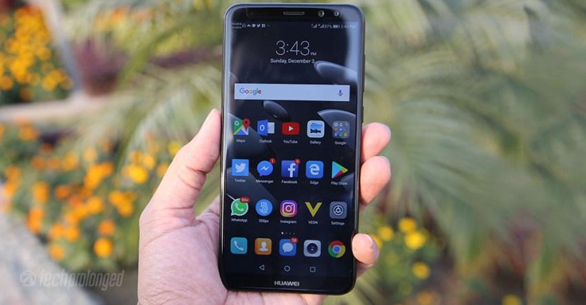 Huawei Mate 10 Lite Review Pakistan