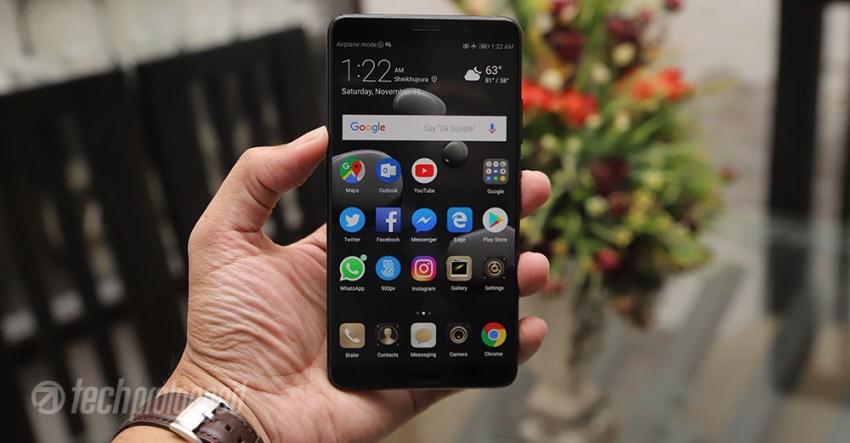 Huawei Mate 10 Review Pakistan