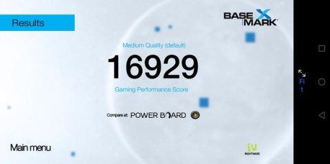 Mate 10 Lite Basemark X