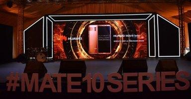 Huawei Mate 10 Launch Pakistan