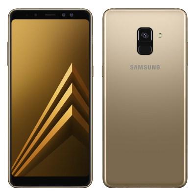Samsung Galaxy A8 (2018) Gold Color