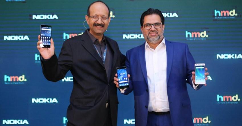 Nokia 8 Launch Pakistan
