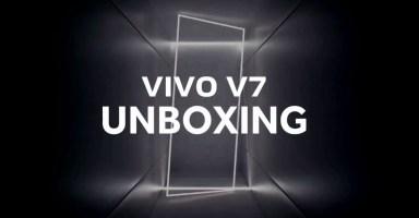 Vivo V7 Unboxing Pakistan