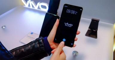 VIVO In Display Fingerprint