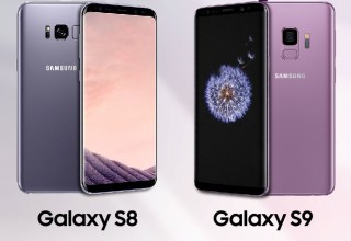 Galaxy S8 vs Galaxy S9