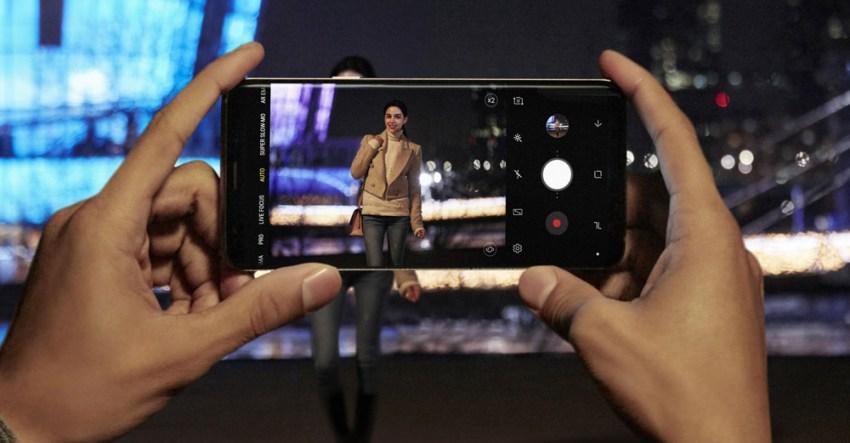 Galaxy S9 and S9+ Camera