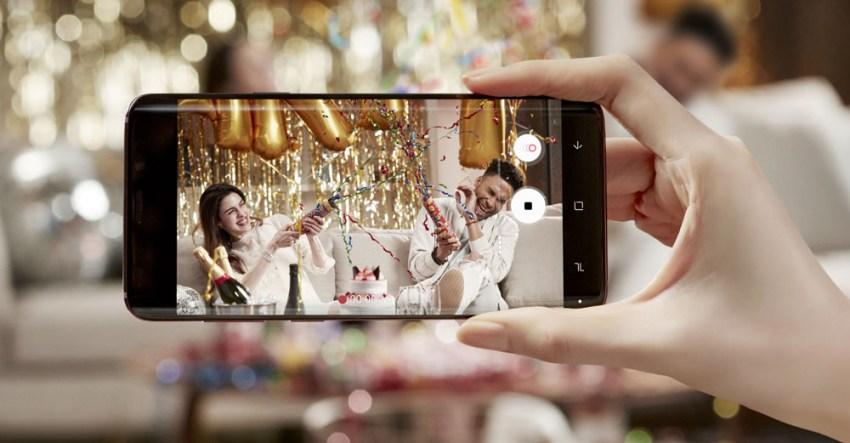 Galaxy S9 S9+ Super Slow-mo