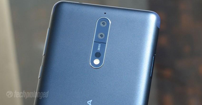 Nokia 8 Review Camera