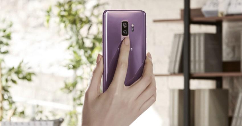 Samsung Galaxy S9+ Hands on
