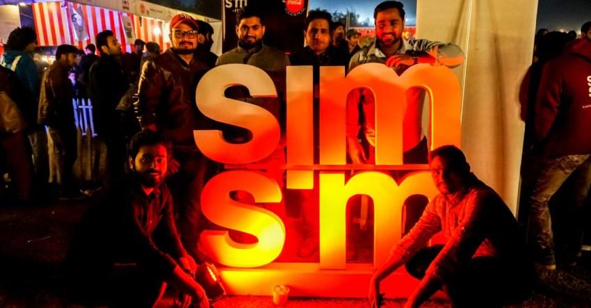 SimSim at Coke Fest