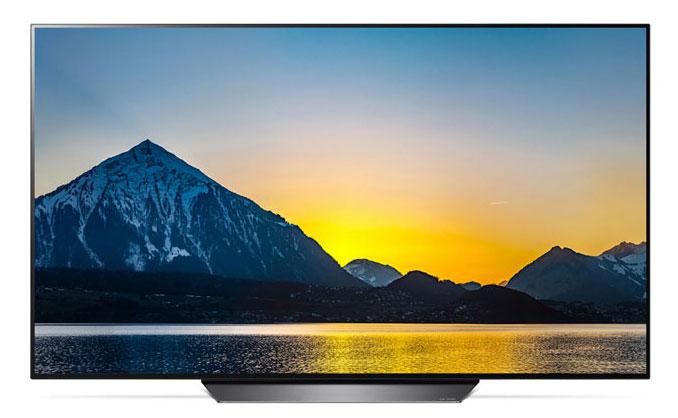 LG OLED B8 Series TV 2018