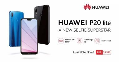 Huawei P20 Lite Pakistan Price