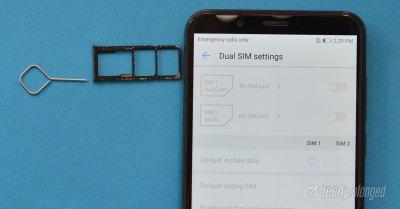 Huawei Y7 Prime 2018 Review - Dual SIM Micro SD
