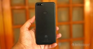 Huawei Y7 Prime 2018 Review Dual Camera