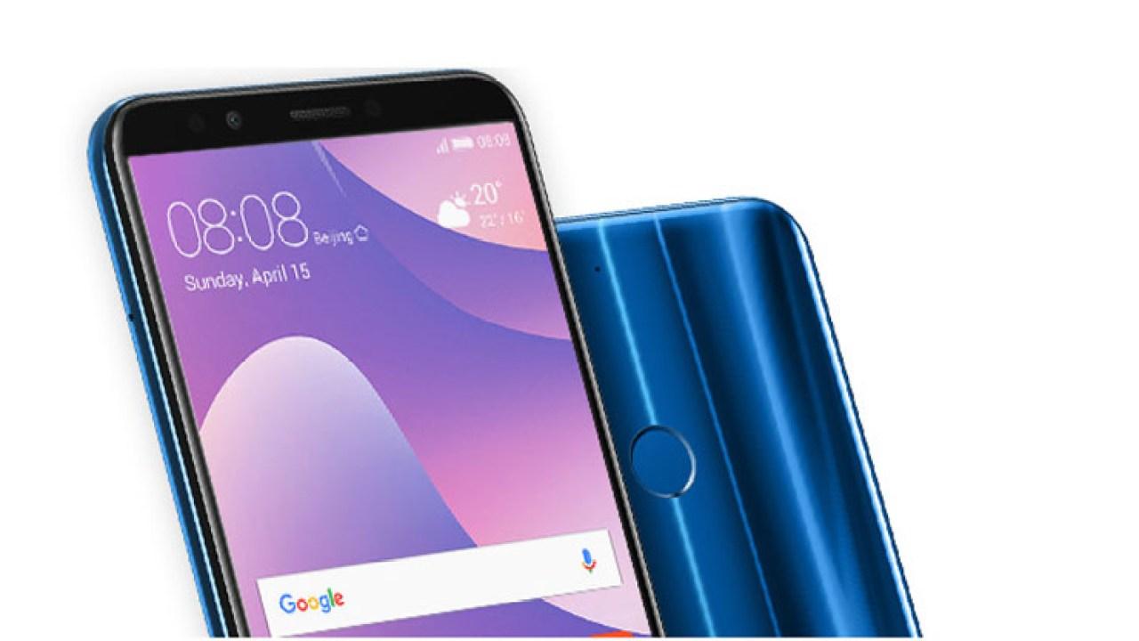 Buy Huawei Y7 Prime 2018 in Mystic Blue Colour in Pakistan - Tech