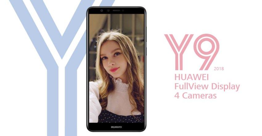 Huawei Y9 2018 Pakistan