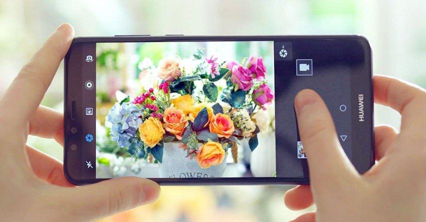 Huawei Y9 2018 Camera