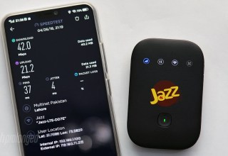Jazz Super 4G WiFi Speed