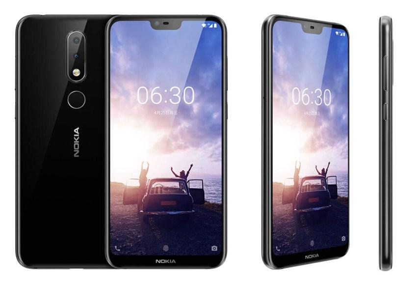 Nokia X6 2018 Profile