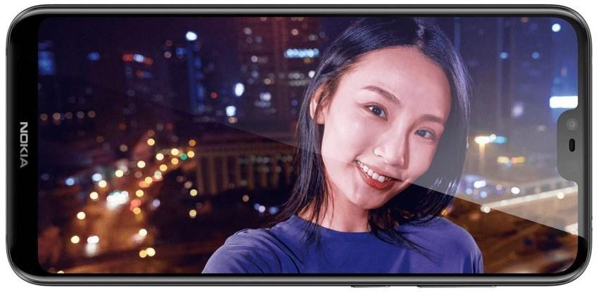 Nokia X6 2018 Selfie Camera