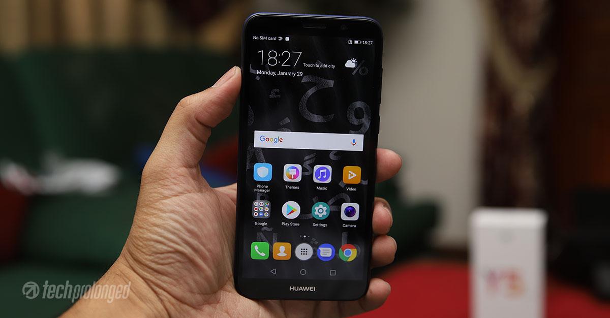 Huawei Y5 Prime 2018 Review - Tech Prolonged
