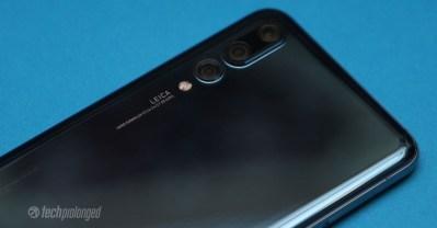 Huawei P20 Pro Review Triple-Camera
