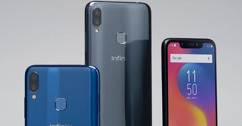 Infinix S3X Featured