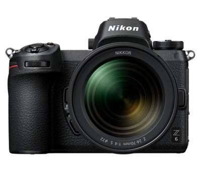 Nikon-Z6-Mirrorless-Full-Frame-Profile-Front
