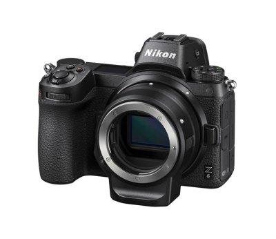 Nikon-Z6-Mirrorless-Full-Frame-Profile-Side-Open