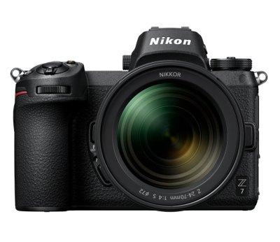 Nikon-Z7-Mirrorless-Full-Frame-Profile-Front
