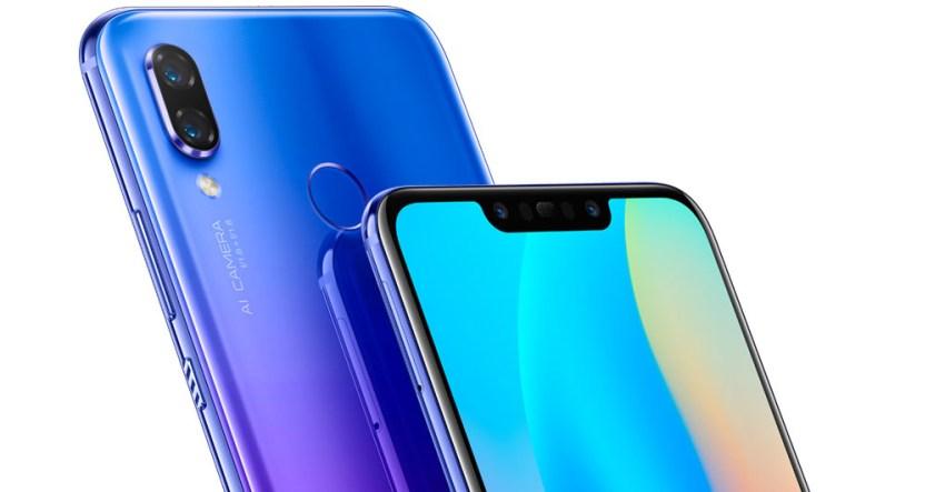 Huawei Nova 3 and Nova 3i to launch on September 7th in
